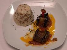 Kürdan Kebabi mit Pilav – Rinderspieße mit Reis - Rezept - Bild Nr. 2