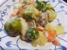Gemüseauflauf - Rezept - Bild Nr. 2