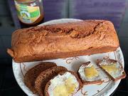 Honigbrot mit Zimt und Ingwer - Rezept - Bild Nr. 2