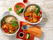 Spicy Tempeh-Soja-Reispfanne - Rezept - Bild Nr. 2