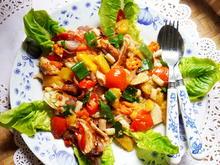 Huhn mit süß-scharfer Ingwersauce -- Khao Man Gai - Rezept - Bild Nr. 2