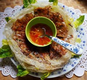 Gedeckte Reispapierplätzchen – Pbo pbia Saweuy - Rezept - Bild Nr. 2