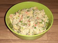 Ensalada rusa con pollo - spanischer Kartoffelsalat - Rezept - Bild Nr. 2