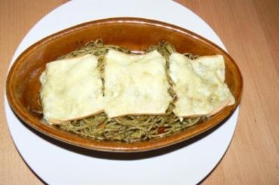 Pesto mal anders - Rezept