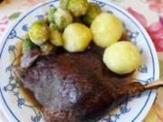 Entenbraten klassisch - Rezept - Bild Nr. 2