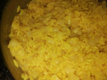 Ananas Reis mit Curry - Rezept - Bild Nr. 2