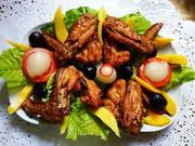 Würzig-scharfe Hühnerflügel à la Stanley - Rezept - Bild Nr. 2