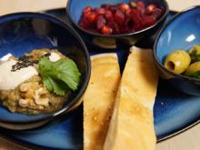 Kashke Bademjam – Aubergine mit Joghurt und Minze - Rezept - Bild Nr. 2