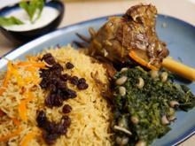 Kabuli Palau – Basmati-Reis mit Lamm und Karotten - Rezept - Bild Nr. 2