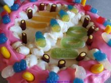 Gute Laune Torte à la Biggi (schnell gemacht) - Rezept - Bild Nr. 2