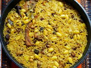 "Exotisches Reisgericht - Nasi Kebuli ala ""Desi Ayu"" - Rezept - Bild Nr. 2"