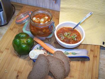 Goulasch-Suppe auf Vorrat - Rezept - Bild Nr. 2