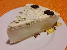 Quarksahne - Torte mit Birnen - Rezept - Bild Nr. 2