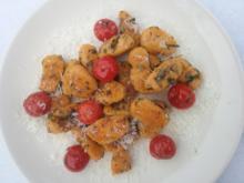 Gnocchi aus der Süßkartoffel - Rezept - Bild Nr. 2