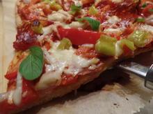 Pizza Diavolo - Rezept - Bild Nr. 13069