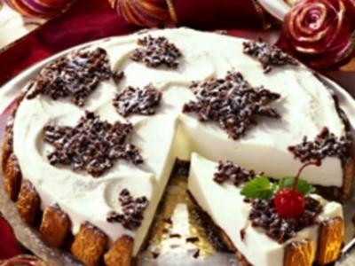 Spekulatius - Philadelphia - Torte - Rezept