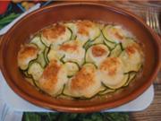 Zucchini-Porree-Gratin - Rezept - Bild Nr. 2