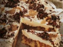 Kochlöffel-Kuchen mit Baileys - Rezept