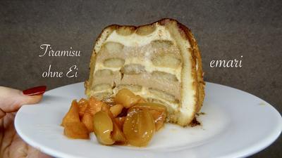 Tiramisu - ganz ohne Ei - Rezept - Bild Nr. 4