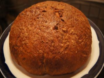 Herzhaftes Brot ohne Sauerteig - Rezept - Bild Nr. 2