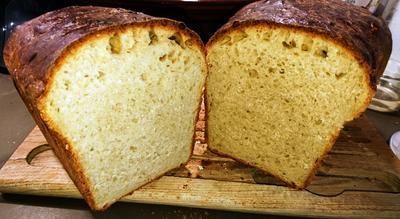 Sandwich-Toastbrot mit Dinkel (Toastbrot II) - Rezept - Bild Nr. 4