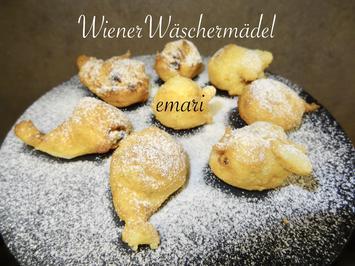 """""""Wiener Wäschermädel"""" - """"Wiener Schlosserbuben"""" - KB Challenge 3.0 März 21 - Rezept - Bild Nr. 13632"""
