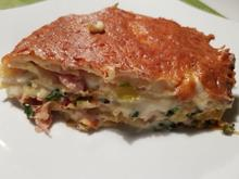 Pasta-Auflauf mit Puntarelle - Rezept - Bild Nr. 2