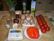Tomatensalat mit Champi's - Rezept - Bild Nr. 2