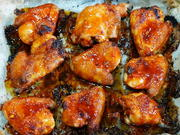 Gebackene Buffalo Hühnerflügel - Baked Buffalo Wings - Rezept - Bild Nr. 2