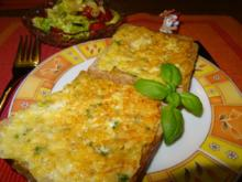 Allgäuer Käseschnitte mit Salat - Rezept - Bild Nr. 2