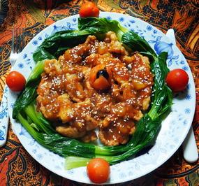 Frittierte Dorade mit Pak Choi und Tomaten - Rezept - Bild Nr. 2