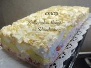 Erdbeersahne Biskuit mit Schneehaube - Rezept - Bild Nr. 21