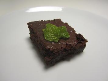 Einfache vegane Brownies - Rezept - Bild Nr. 2