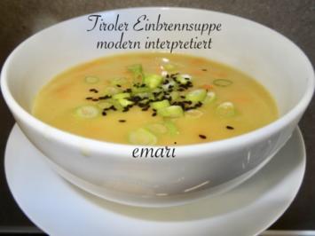 Tiroler Einbrennsuppe - modern interpretiert - Rezept - Bild Nr. 2