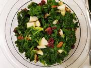 Grünkohlsalat - Rezept - Bild Nr. 2