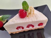 Himbeer - Käsesahne - Torte mit weißer Schokolade - Rezept - Bild Nr. 4