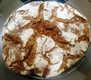 Brot: Dinkel-Sauerteig Kruste - Rezept - Bild Nr. 4
