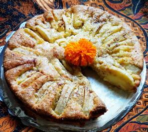 """Versunkener Apfelkuchen """"Tettnang"""" - Rezept - Bild Nr. 2"""