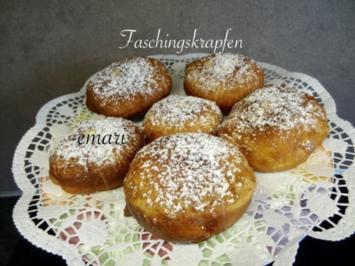 Faschings Krapfen - Rezept - Bild Nr. 2