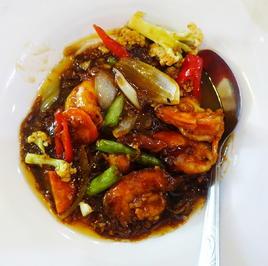 Garnelen in Austernsauce ala Honkong - Rezept - Bild Nr. 2