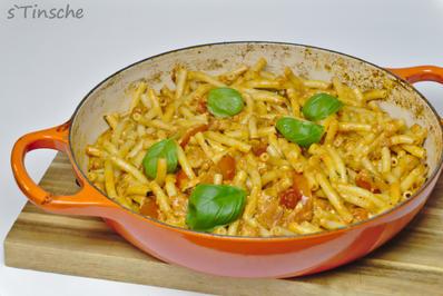 "Baked Feta Pasta nach ""Tina-Style"" - Rezept - Bild Nr. 6"