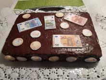 """""""Moneten-Geburtstags-Torte"""" - Rezept - Bild Nr. 13558"""