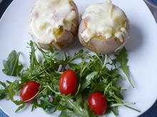 Gefüllte Kartoffeln - Rezept - Bild Nr. 2