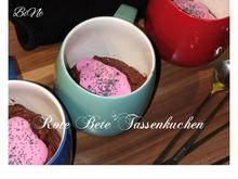 BiNe` S ROTE BETE TASSENKUCHEN - Rezept - Bild Nr. 7