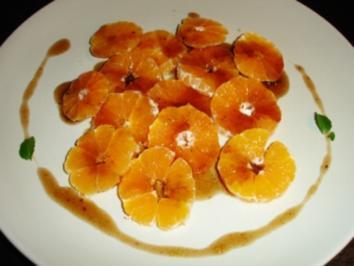 Rezept: Mandarinen Dessert