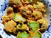 Kantonesischer Brokkoli im Käse-Sesam-Mantel - Rezept - Bild Nr. 2