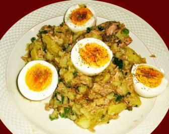 Kartoffel-Thunfischsalat - Rezept - Bild Nr. 2