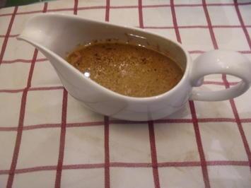 Dunkle Bratensauce - Rezept - Bild Nr. 13616