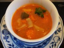 Herzhafte Schlankmacher-Maxigemüse-Suppe - Rezept - Bild Nr. 2