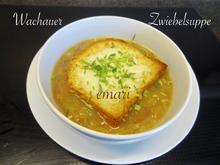 Wachauer Zwiebelsuppe - Rezept - Bild Nr. 14027